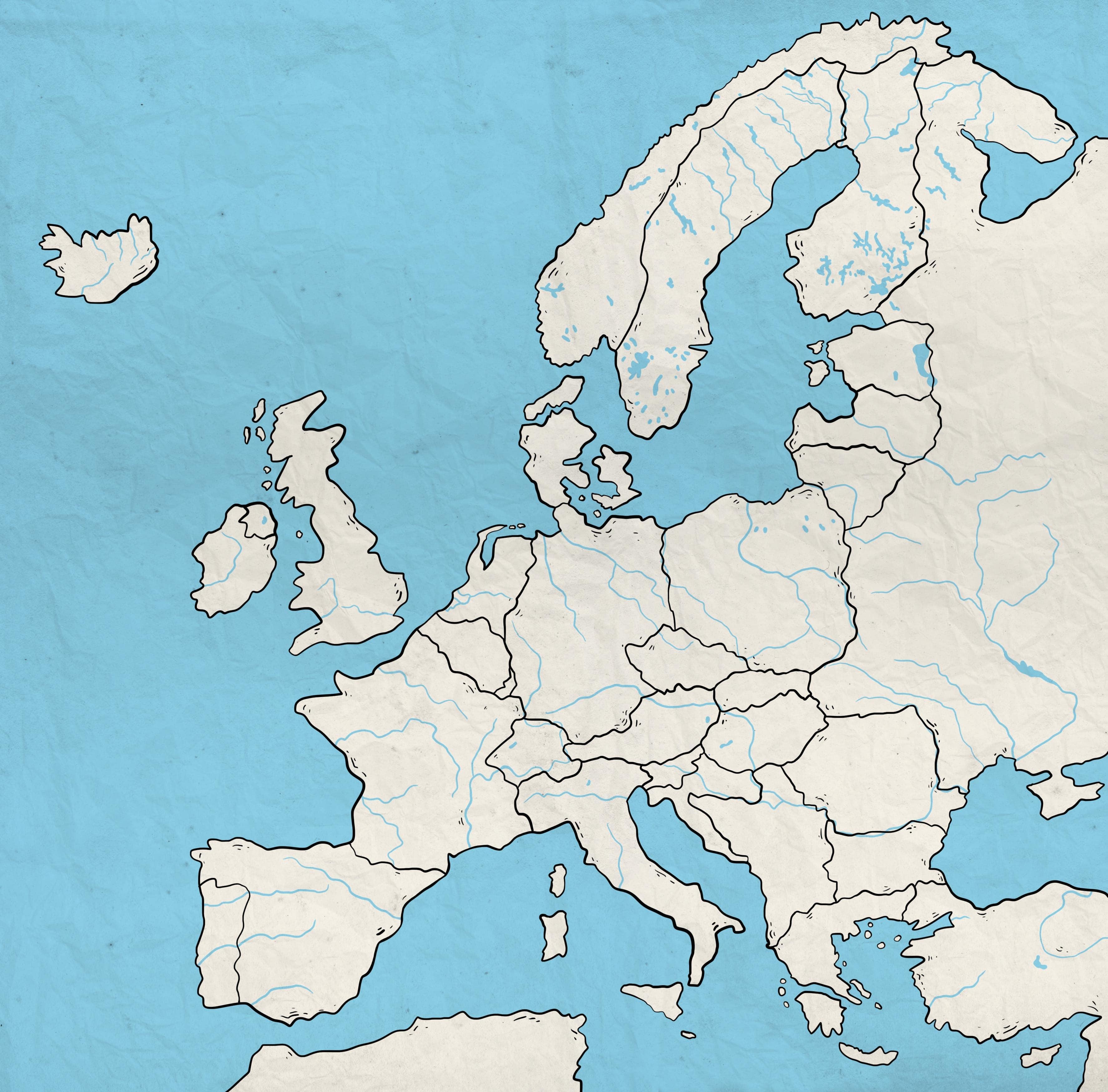 Seas At Risk Ocean Plastic Map